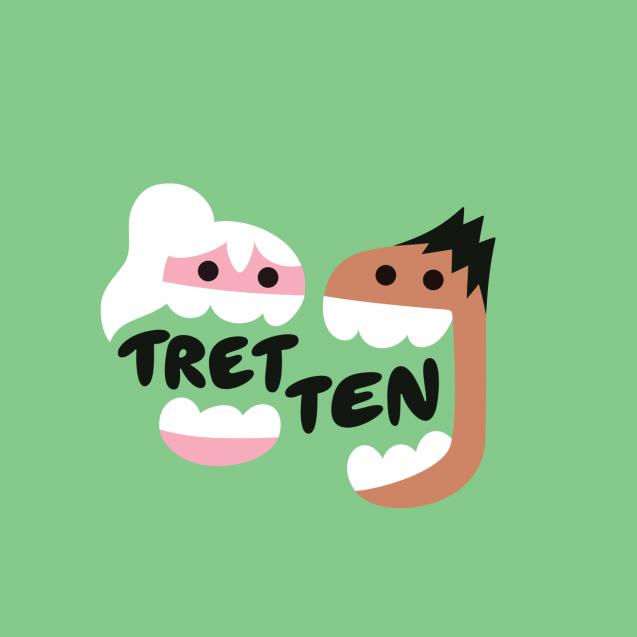 tretten podcast logo